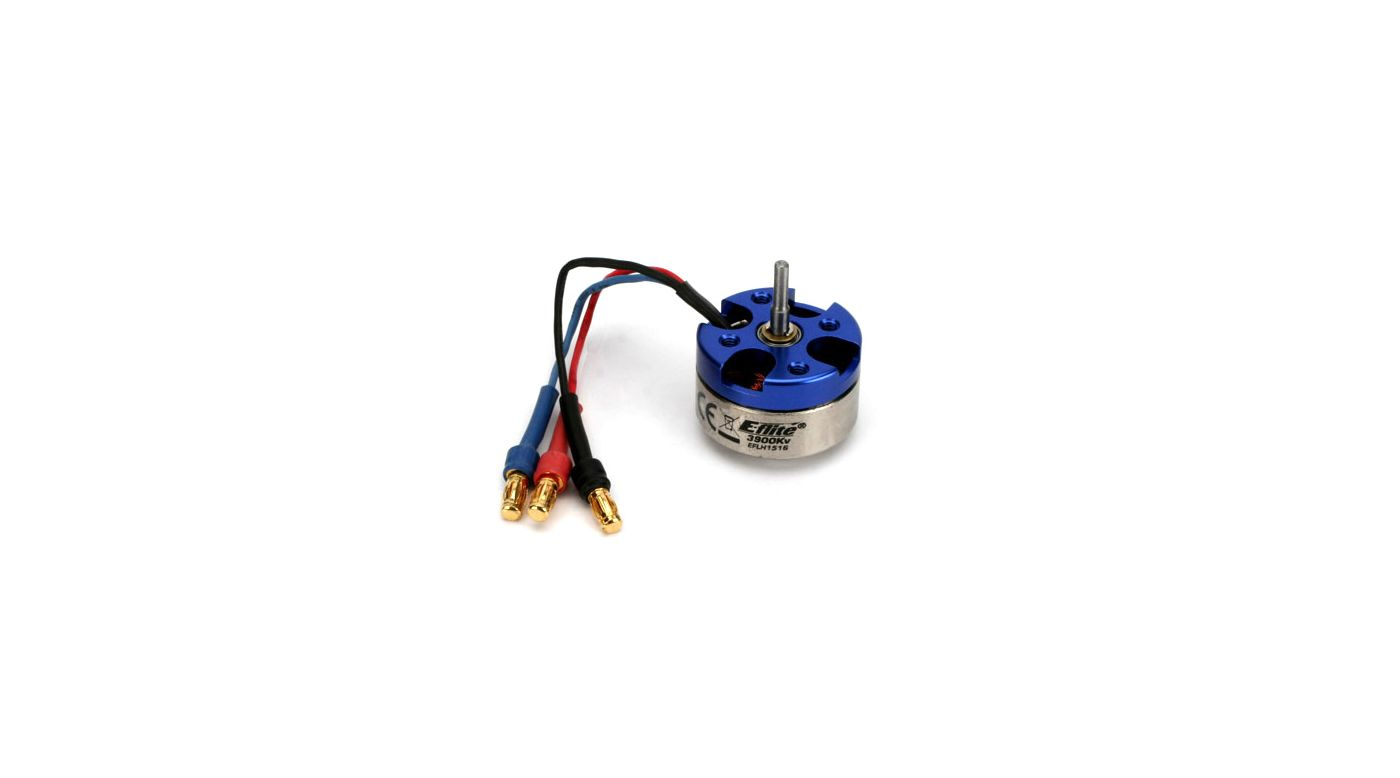 Image for 3900Kv Brushless Motor: BSR from Horizon Hobby