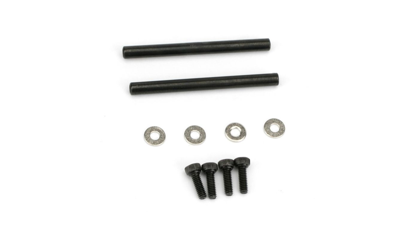 Image for Spindle/Feathering Shaft (2): BCP/BCPP/BCPP2/BSR from HorizonHobby