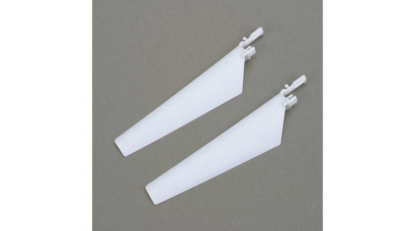 Image for Lower Main Blade Set, White (1 pr): BMCX from HorizonHobby