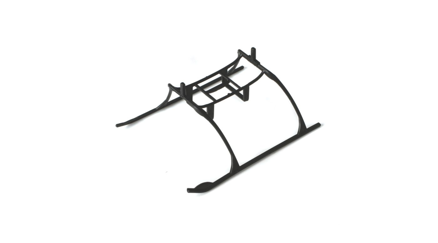 Image for Landing Skid and Battery Mount Set: BMCX/2 from HorizonHobby