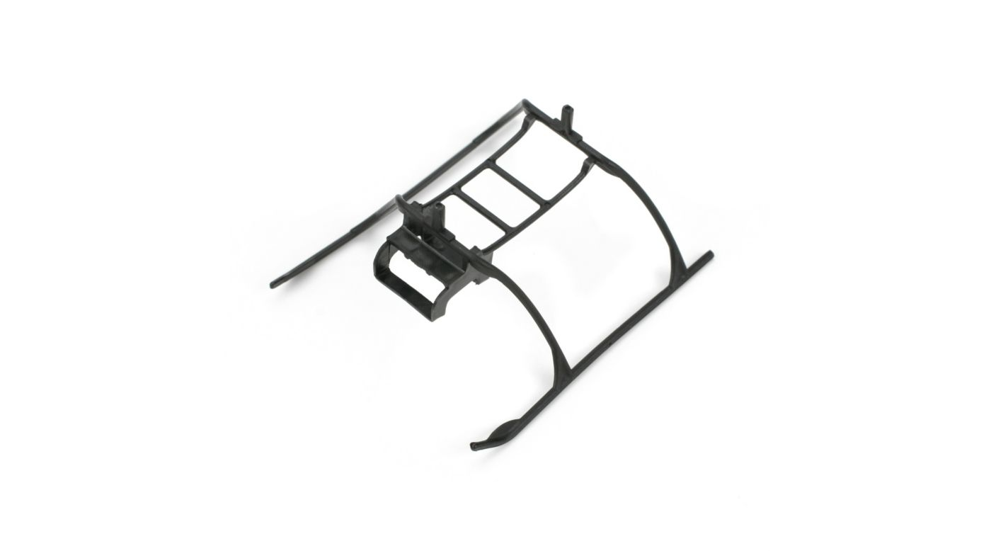 Image for Landing Skid & Battery Mount: MSR/Nano CP X from HorizonHobby