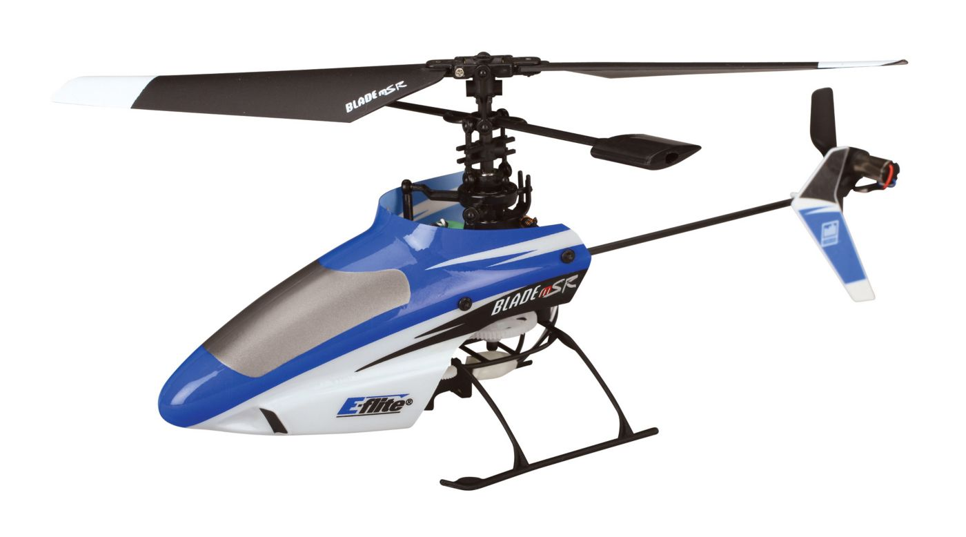Image for Blade mSR BNF Aircraft Only from HorizonHobby