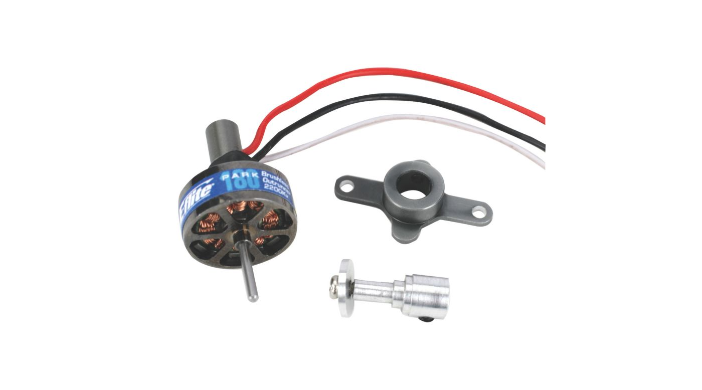 Image for Park 180 Brushless Outrunner Motor, 2200Kv from HorizonHobby