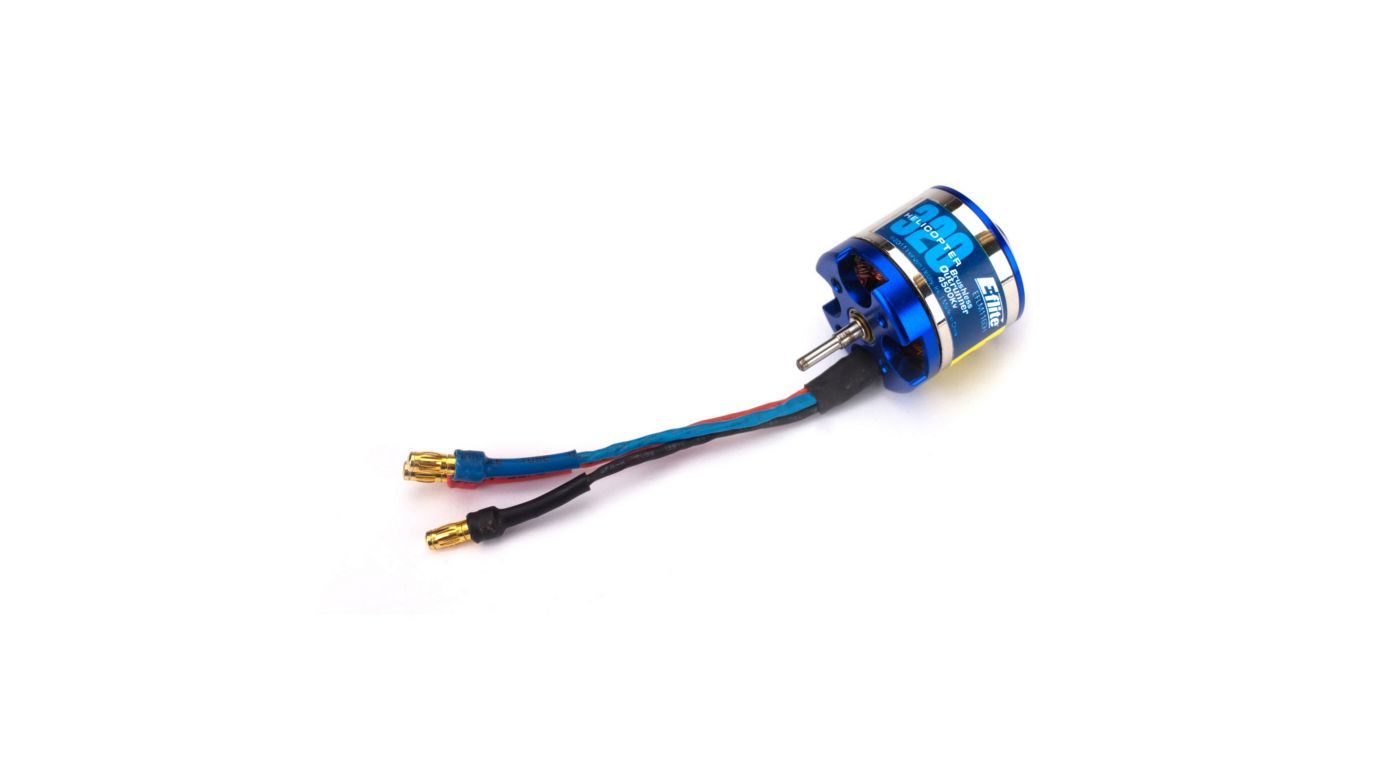 Image for 320H Helicopter Motor, 4500Kv: 300 X from Horizon Hobby