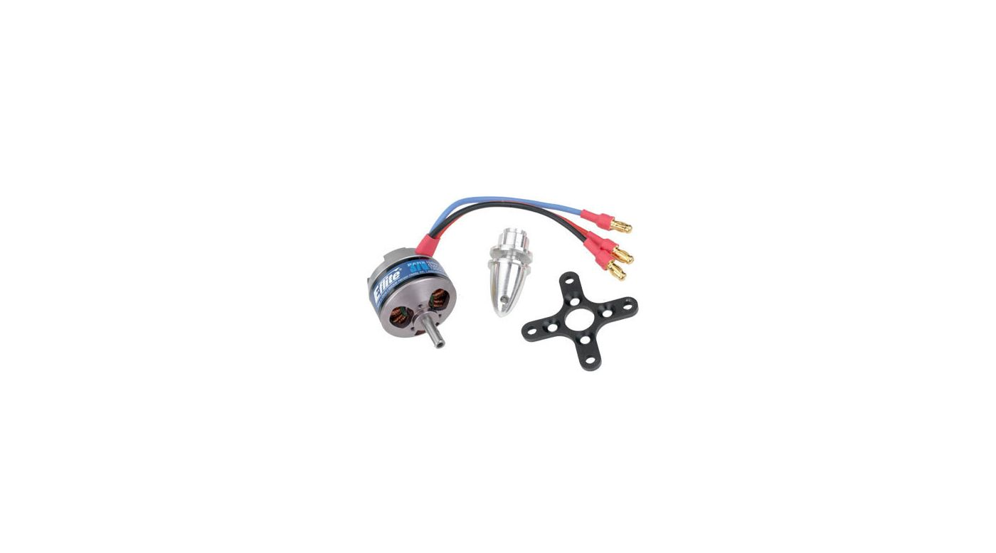 Image for Park 370 BL Outrunner, 1200Kv with 4mm Hollow Shaft from HorizonHobby