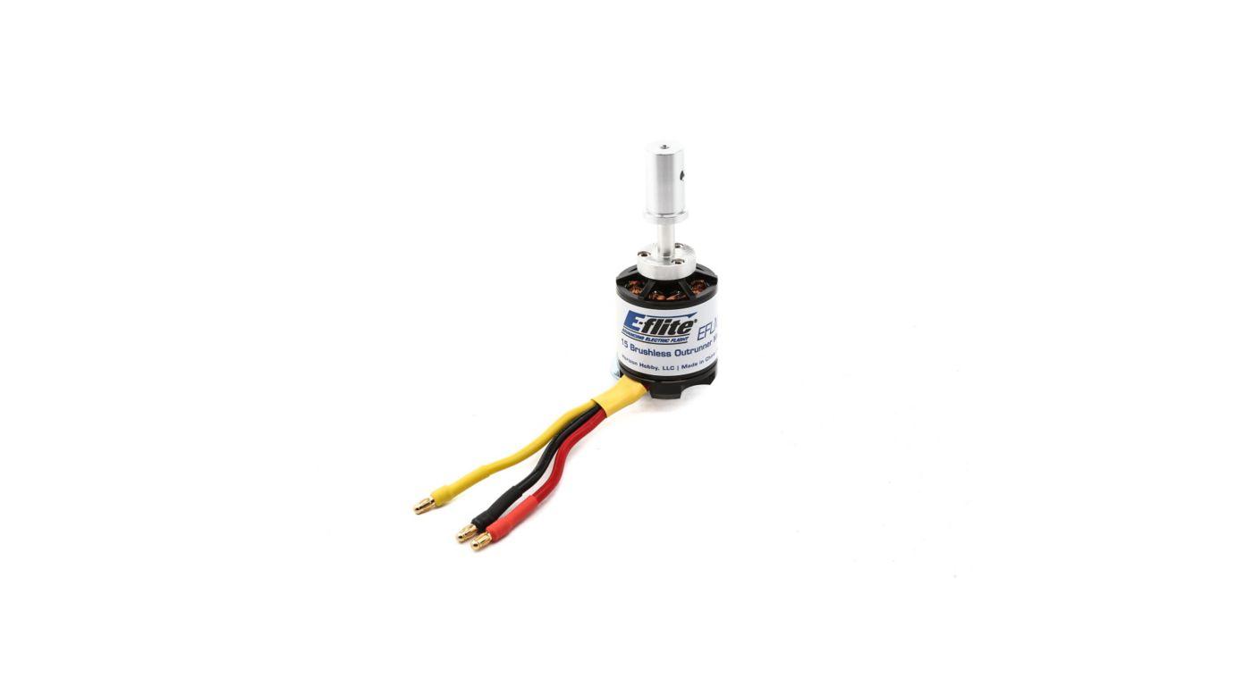 Image for 15 BL Outrunner Motor: 1200Kv from HorizonHobby