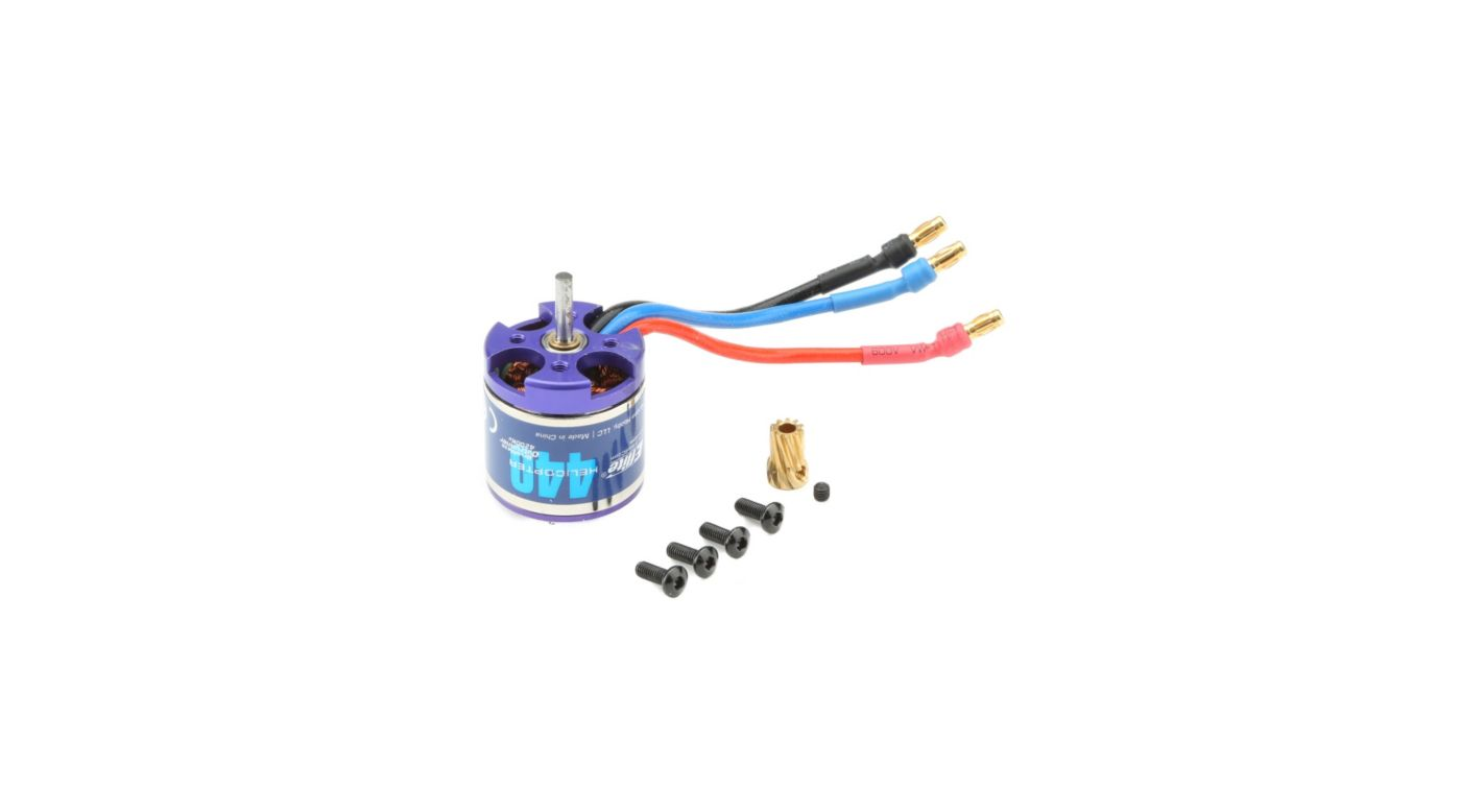 Image for Replacement 4200Kv Brushless Motor from HorizonHobby