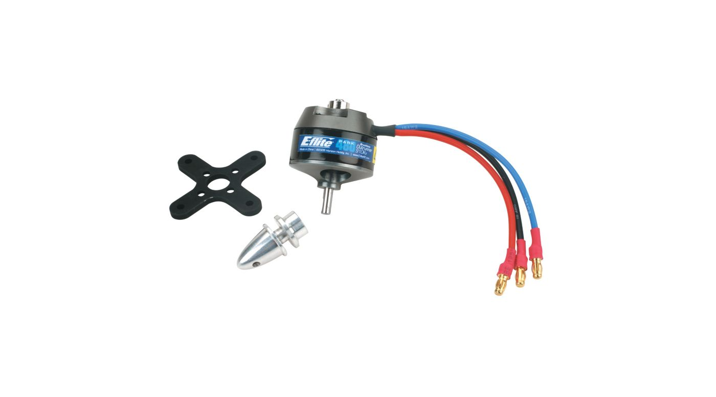 Image for Park 480 Brushless Outrunner Motor, 910Kv from HorizonHobby