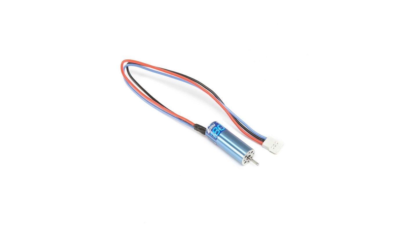 Image for BL180m Ducted Fan Motor, 13,500Kv, 170mm Wire from HorizonHobby