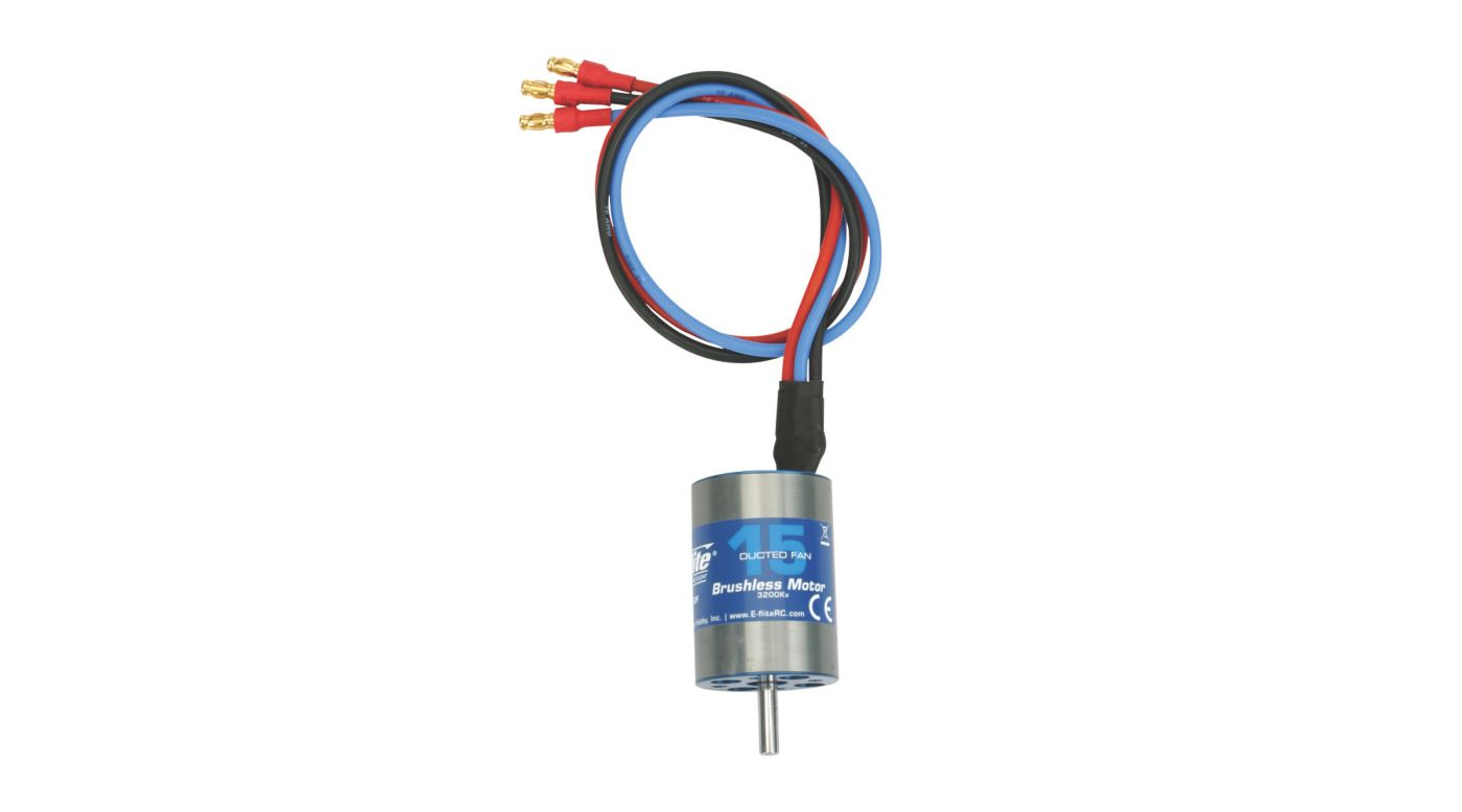 Image for BL15 Ducted Fan Motor, 3200Kv from HorizonHobby