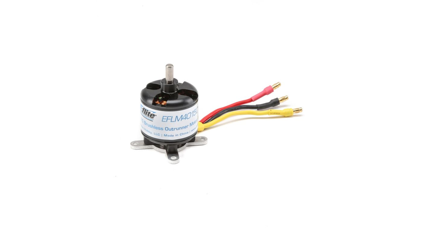 Image for BL15 Brushless Outrunner Motor 900Kv from HorizonHobby