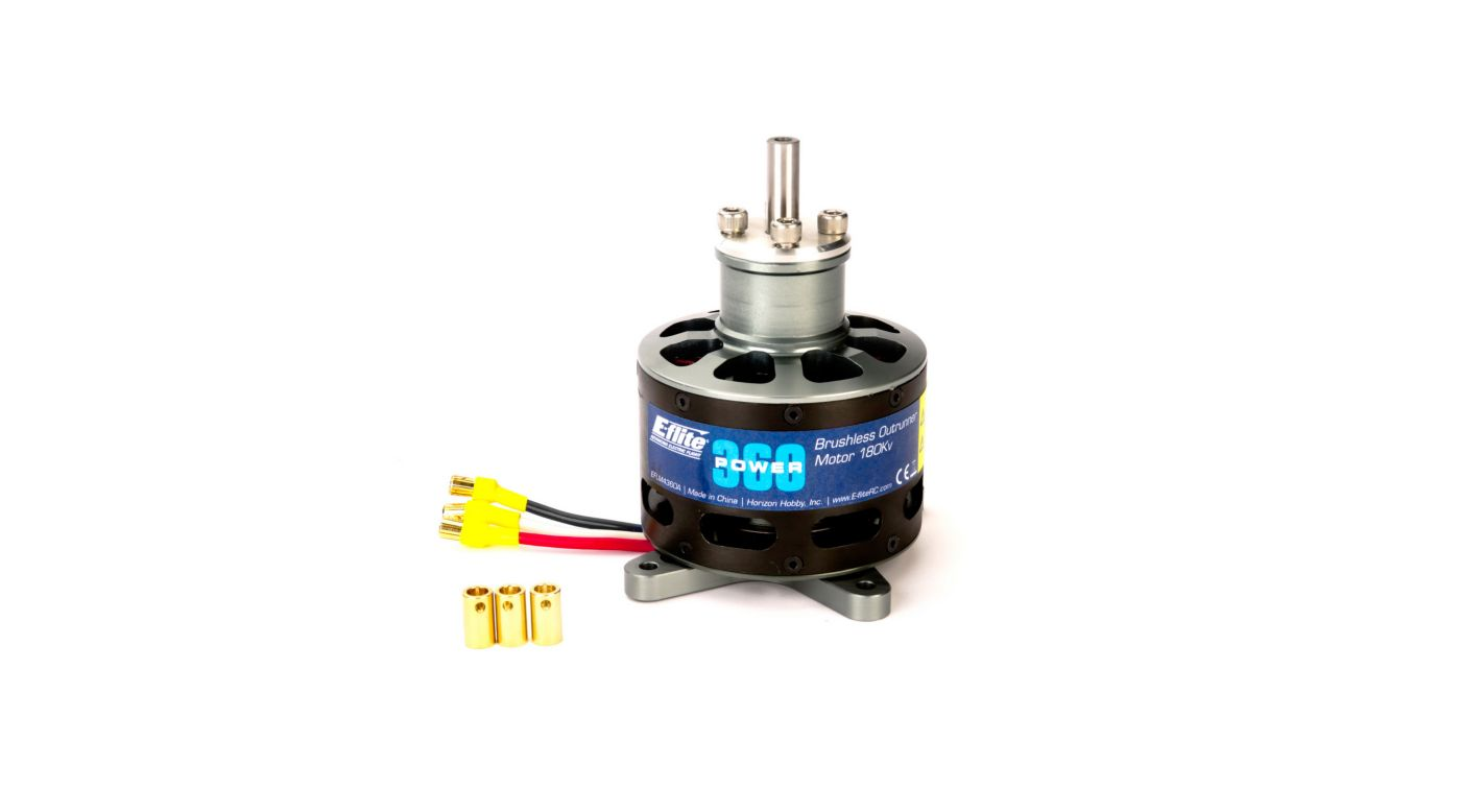 Image for Power 360 Brushless Outrunner Motor, 180Kv from HorizonHobby
