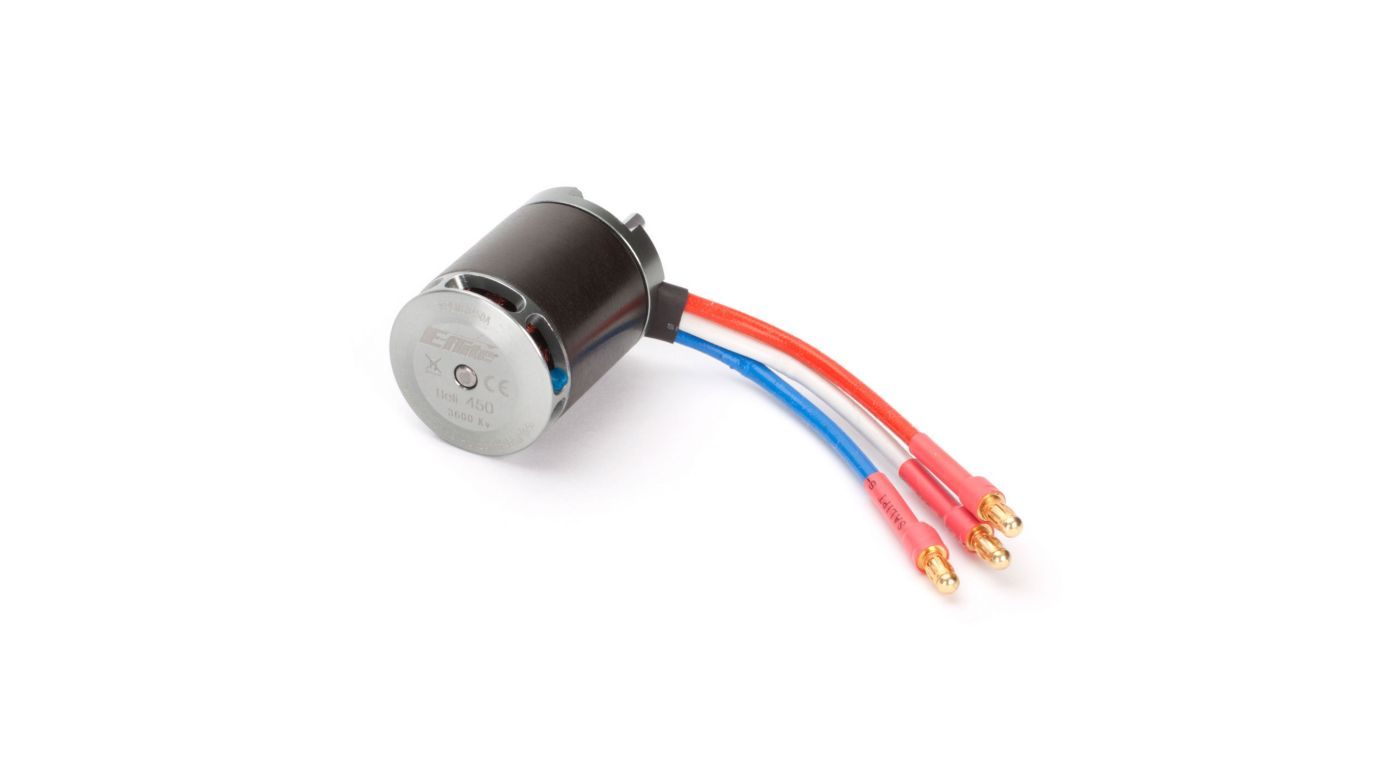 Image for Heli 450 Brushless Outrunner Motor, 3600Kv from HorizonHobby