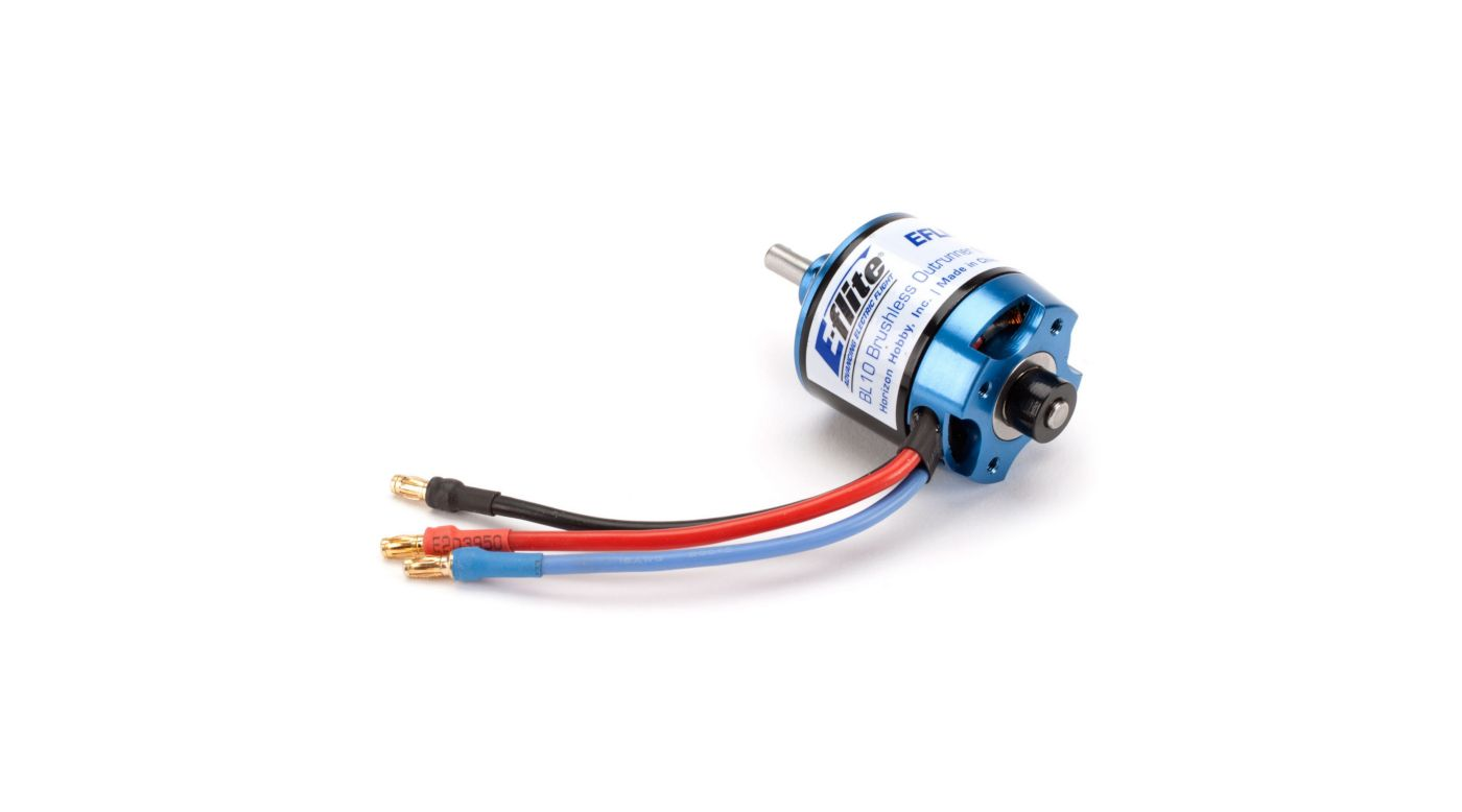 Image for BL10 Brushless Outrunner Motor, 1,250 Kv from HorizonHobby