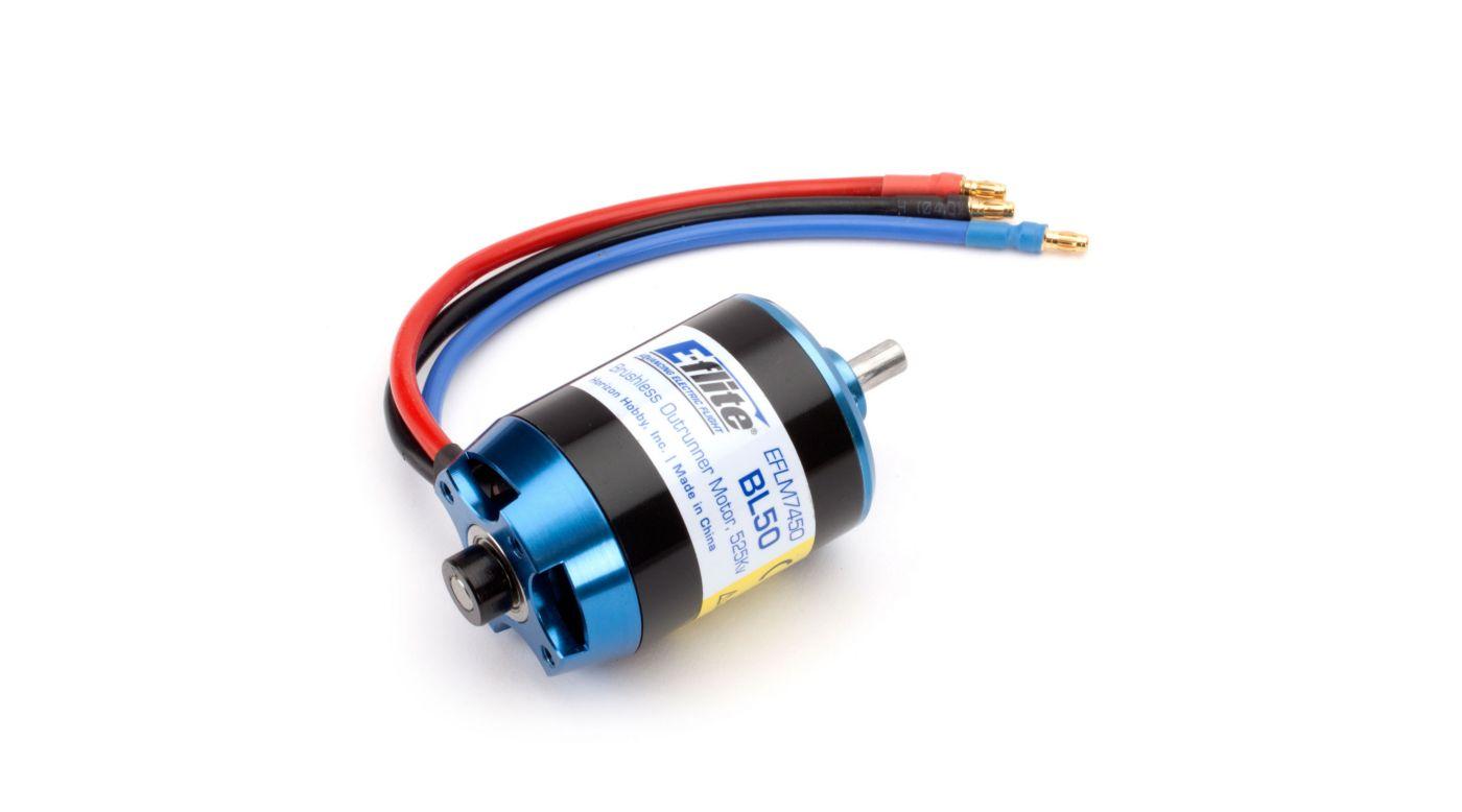 Image for BL50 Brushless Outrunner Motor, 525Kv from Horizon Hobby