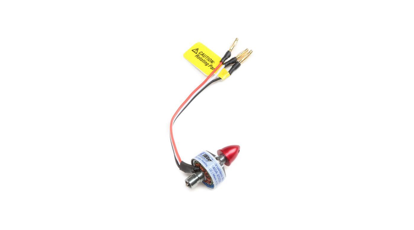Image for Brushless Motor 1404-2100kv from HorizonHobby