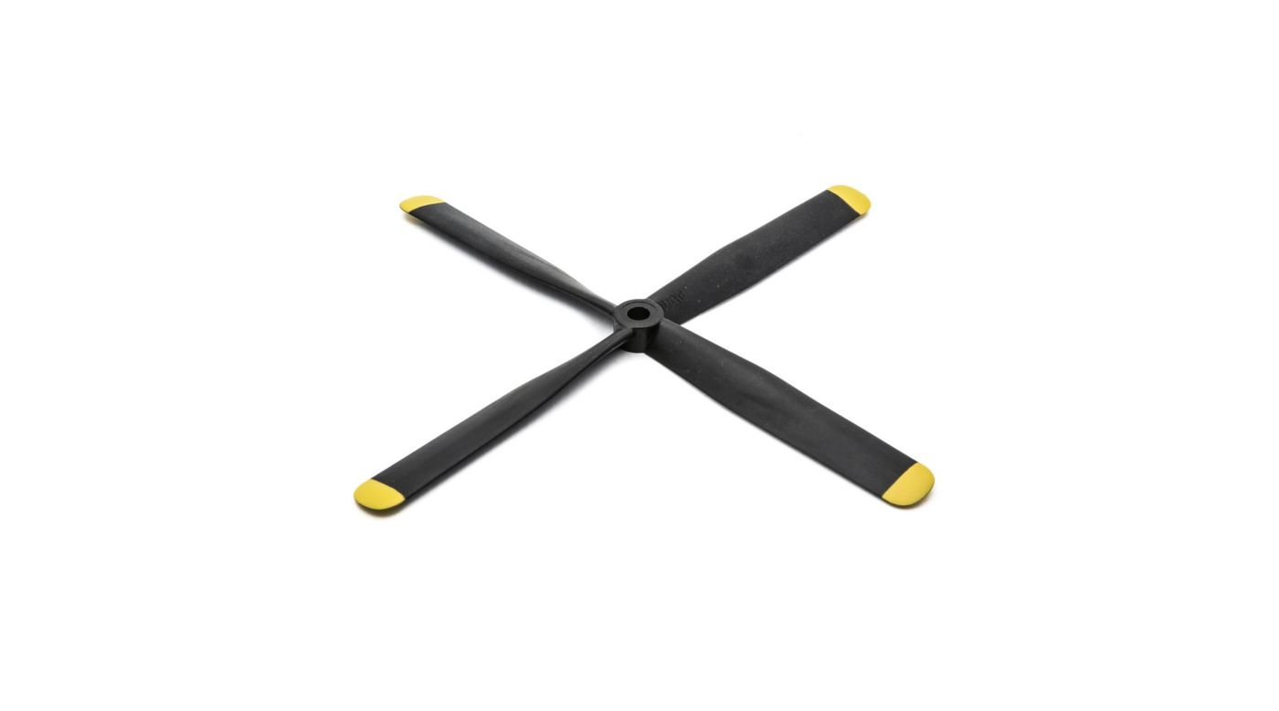 Image for 4-Blade Propeller, 9.8 x 6 from HorizonHobby