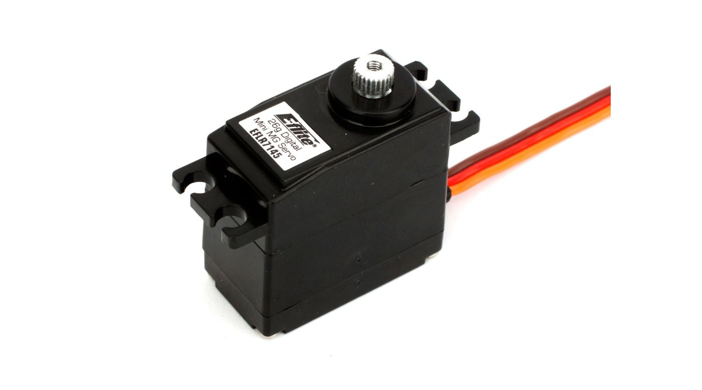 Image for 26g Digital MG Mini Servo from HorizonHobby