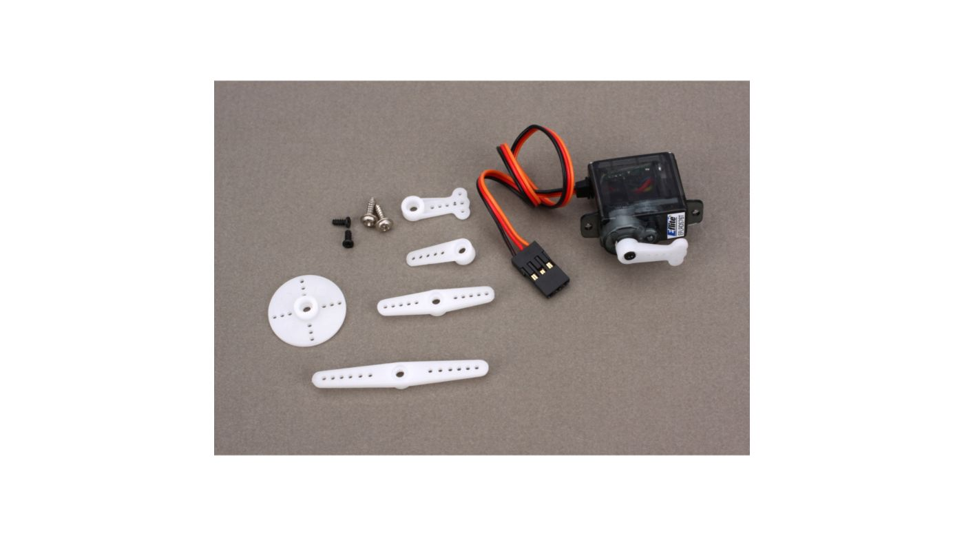 Image for 7.6-Gram Sub-Micro Digital Tail Servo from Horizon Hobby
