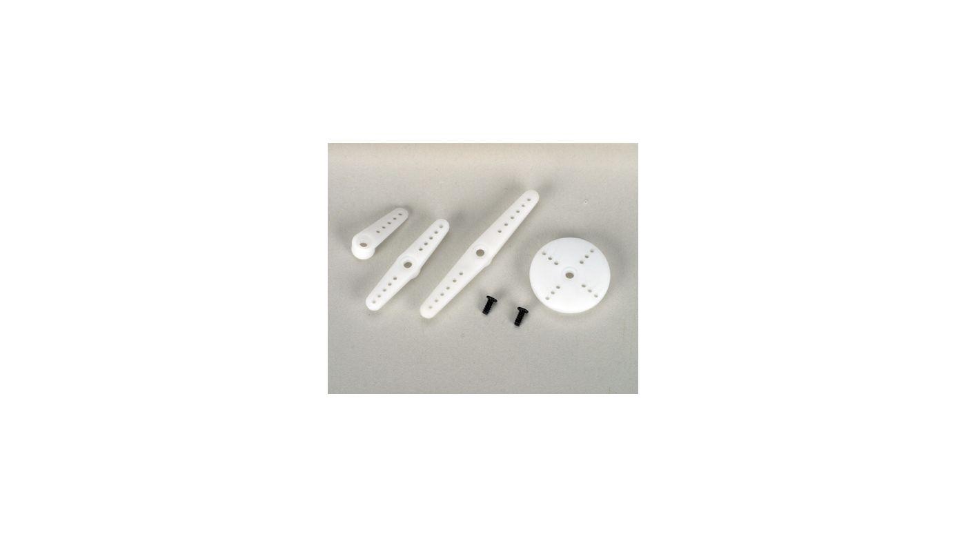 Image for Standard Arm Set, Fine Spline: S60, DS75 from HorizonHobby
