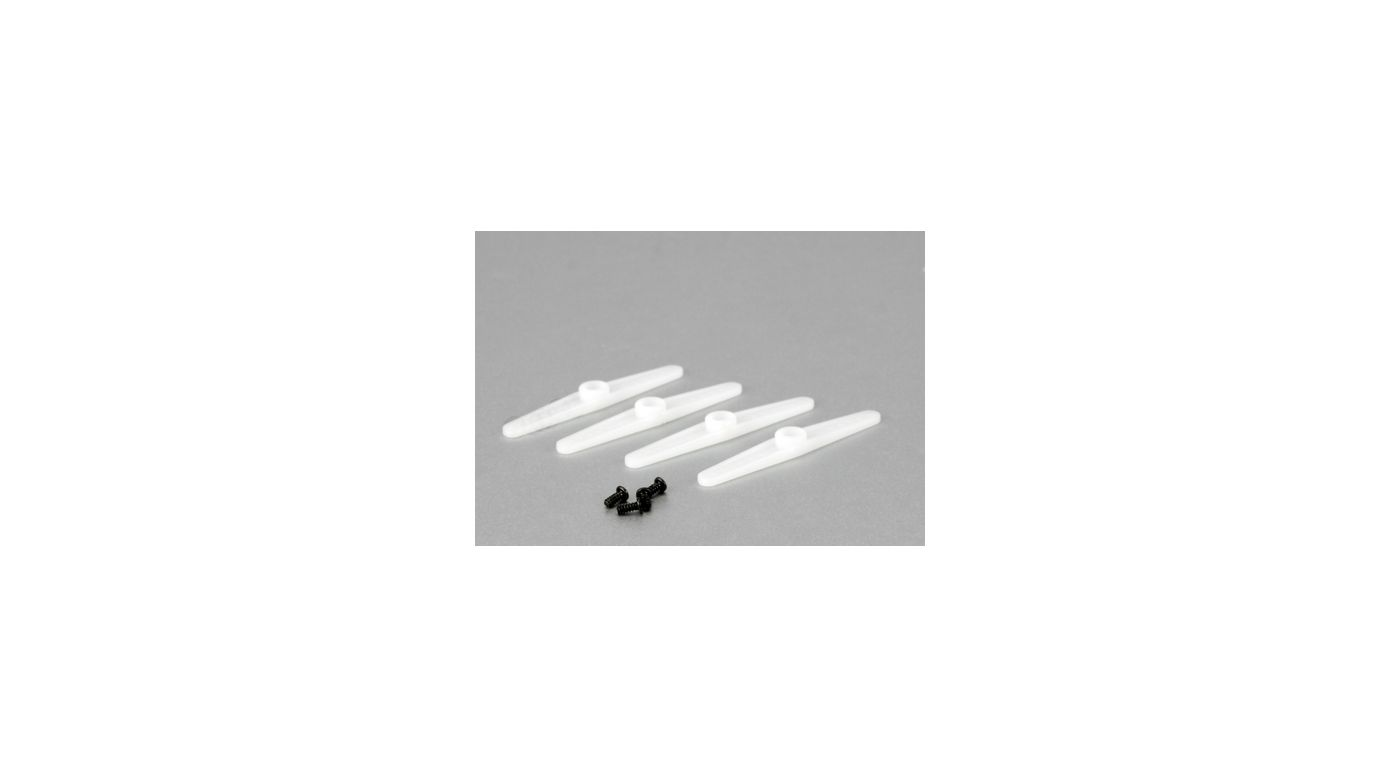 Image for 3D Arm Set, Fine Spline (4): S60,DS75 from HorizonHobby