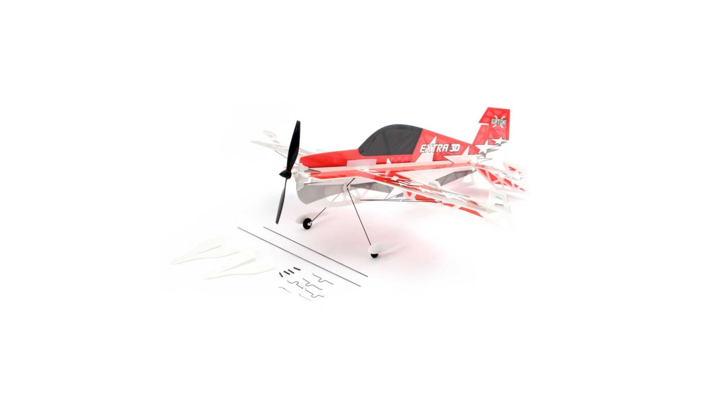 Image for Replacement Airframe: UMX Extra 300 3D from HorizonHobby