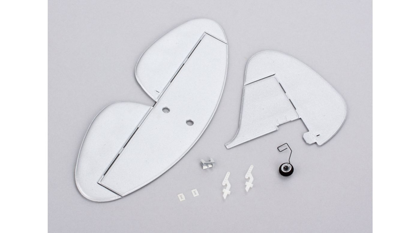 Image for Complete Tail w/Accessories: UMX Carbon Cub from HorizonHobby