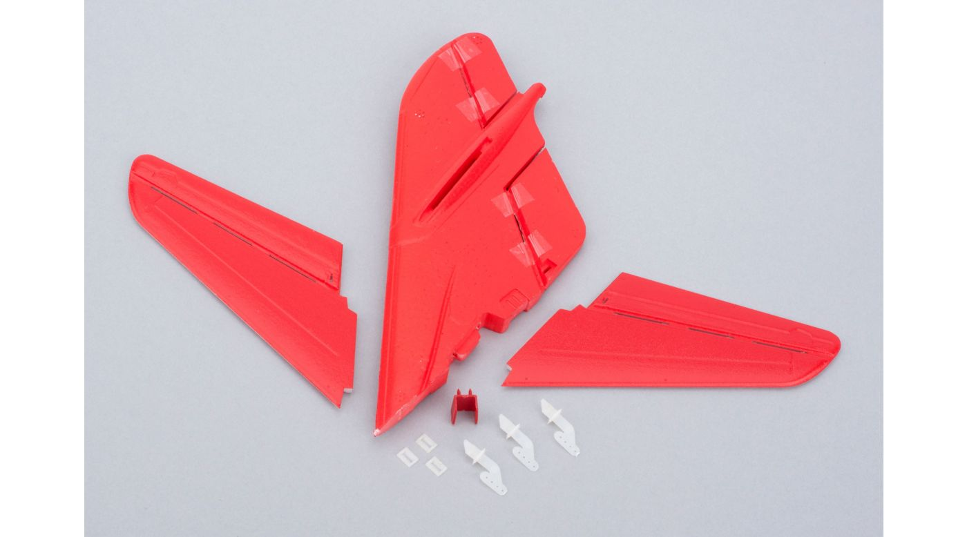 Image for Tail Set w/ Accessories: UMX MiG 15 BNF from HorizonHobby