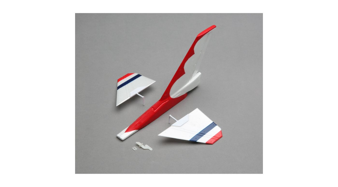 Image for Tail Set with Accessories: UMX F-16 from HorizonHobby