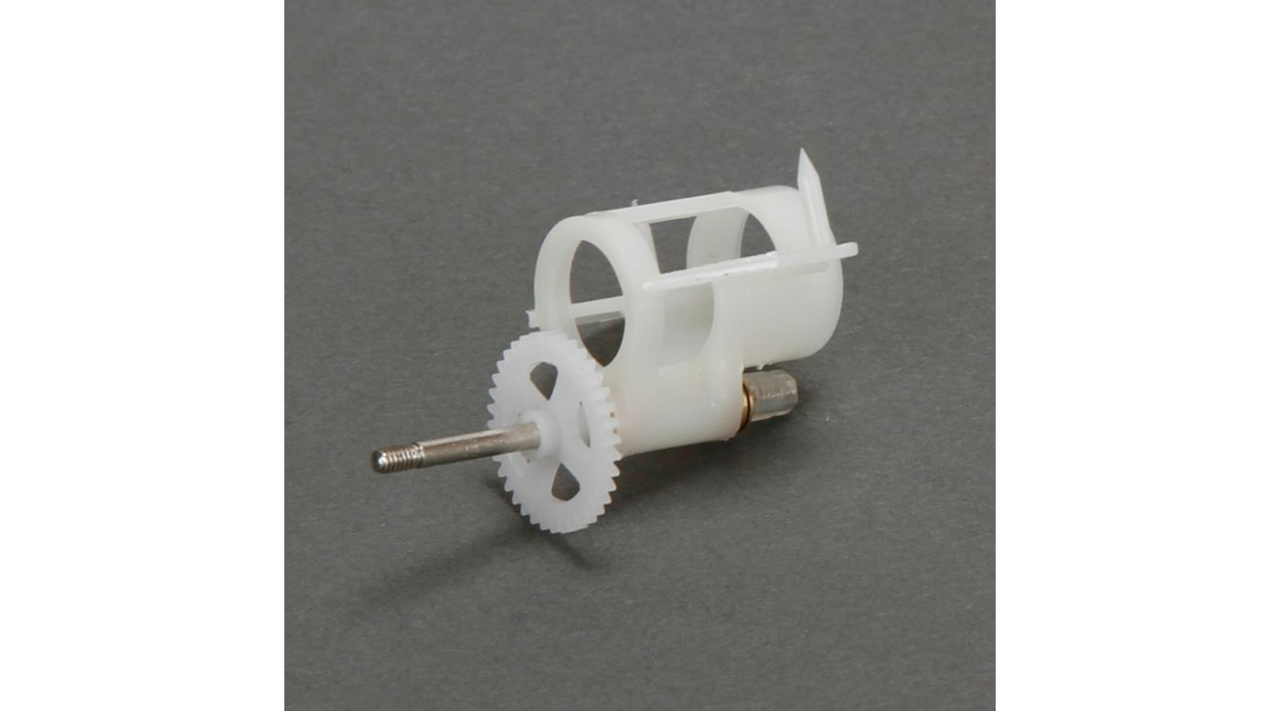 Image for Gearbox without Motor: UMX Radian from HorizonHobby