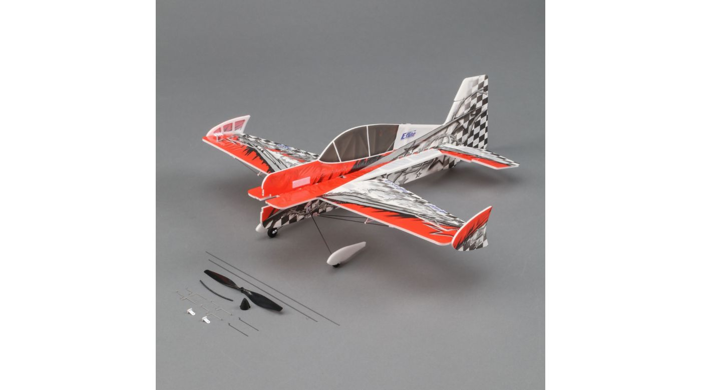 Image for Replacement Airframe  Yak 3D from HorizonHobby