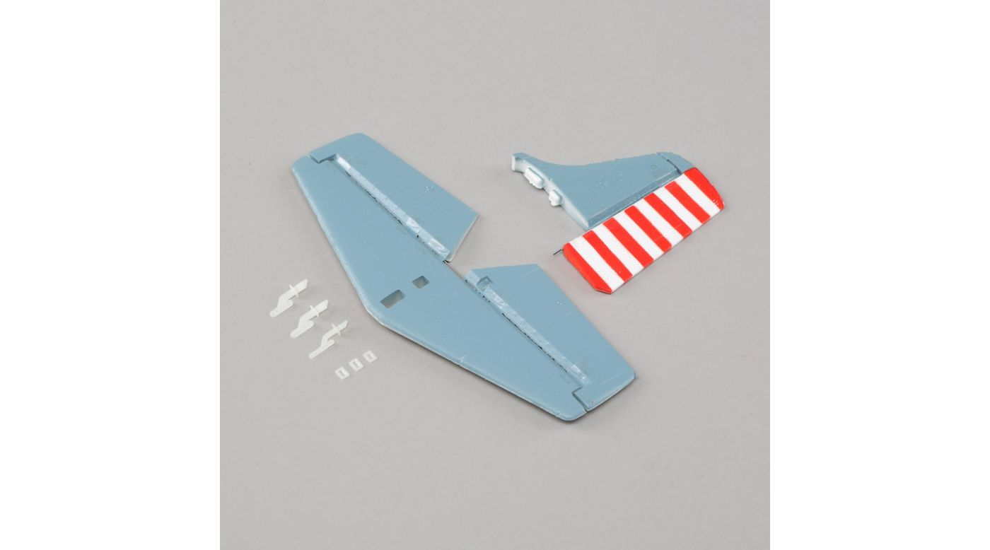 Image for Tail Set: UMX F4F Wildcat from HorizonHobby