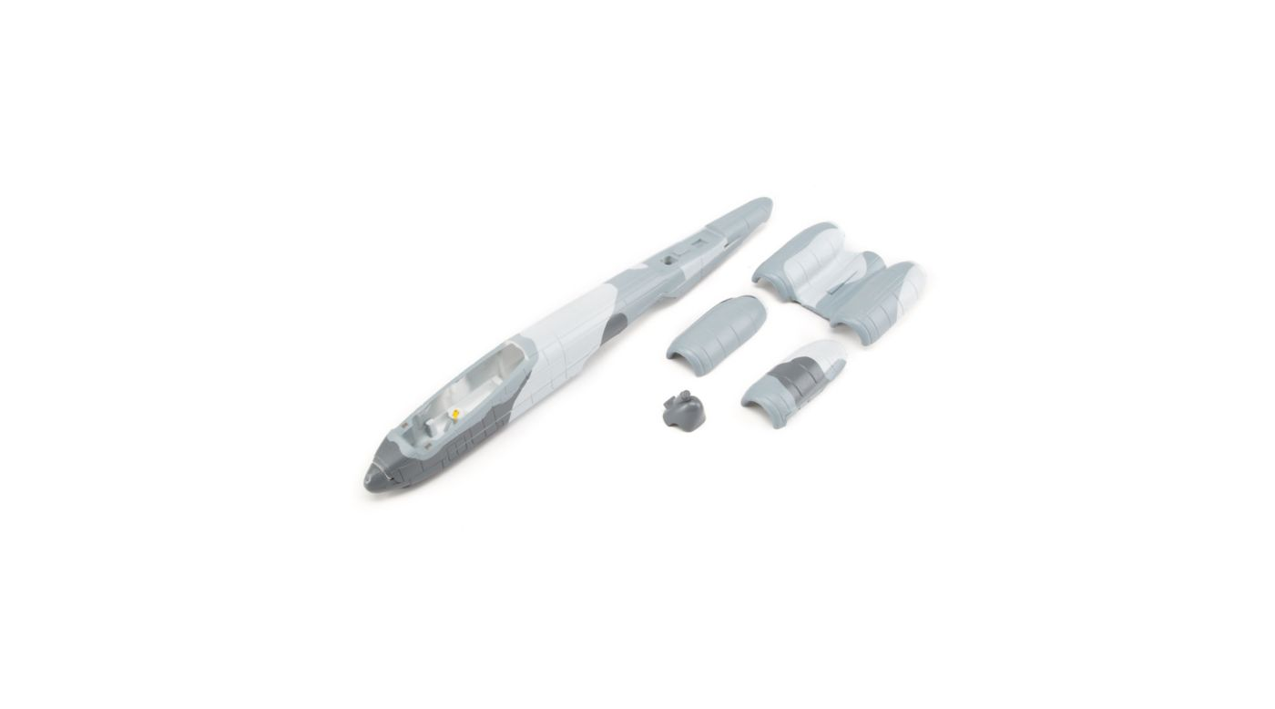 Image for Fuselage with accessories: UMX A-10 BL from HorizonHobby