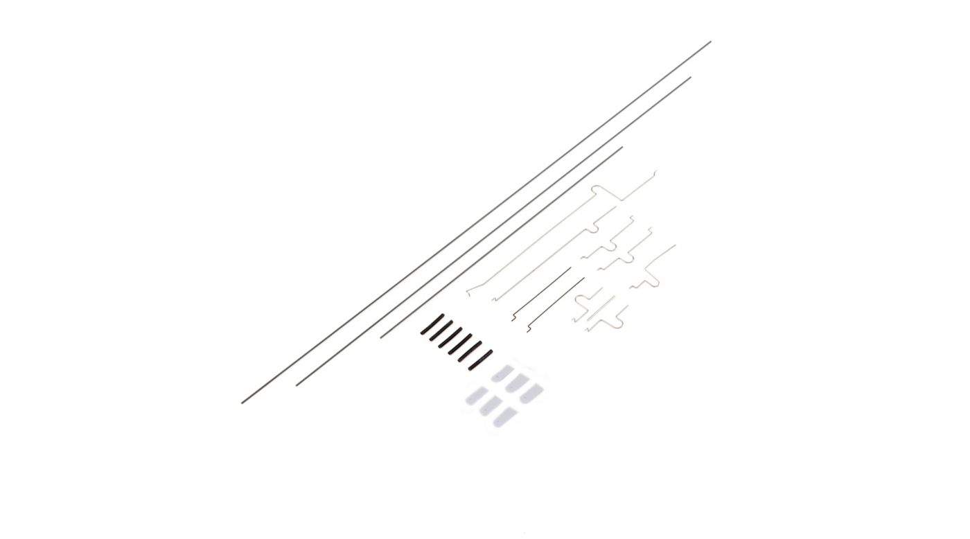Image for Pushrod set: UMX A-10 BL from HorizonHobby