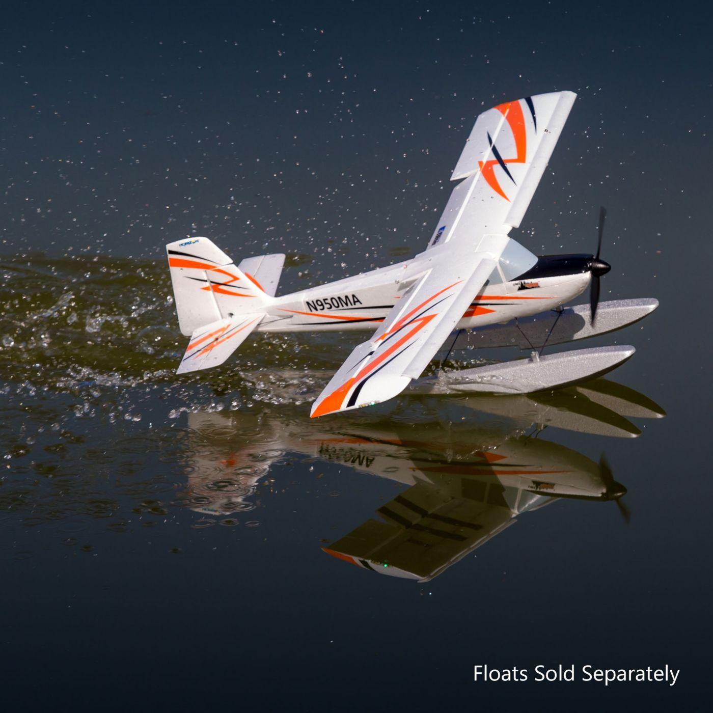 E-flite UMX Timber BNF Basic Ultra Micro Sport RC Airplane