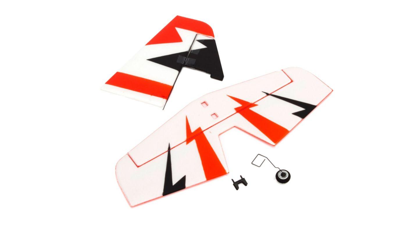 Image for Tail Set: UMX Sbach 342 from HorizonHobby