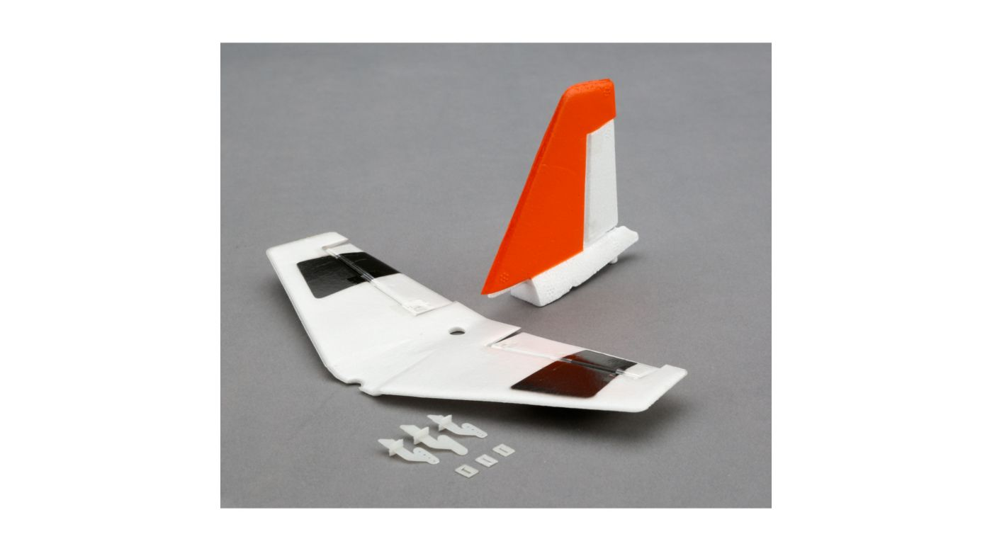 Image for Tail Set with Accessories: UMX Habu S from HorizonHobby