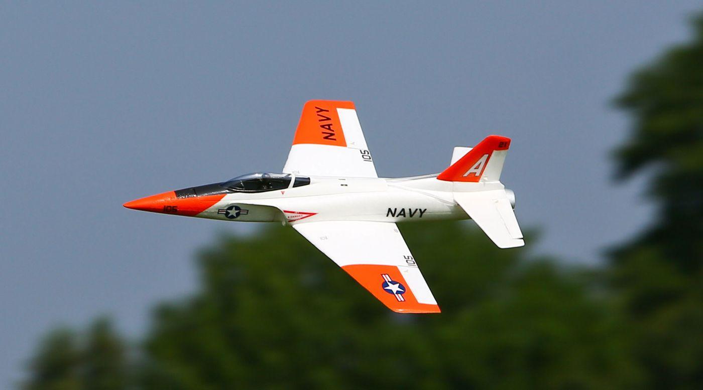 E-flite UMX Habu S 180 BNF Ultra-Micro Ducted Fan RC Jet