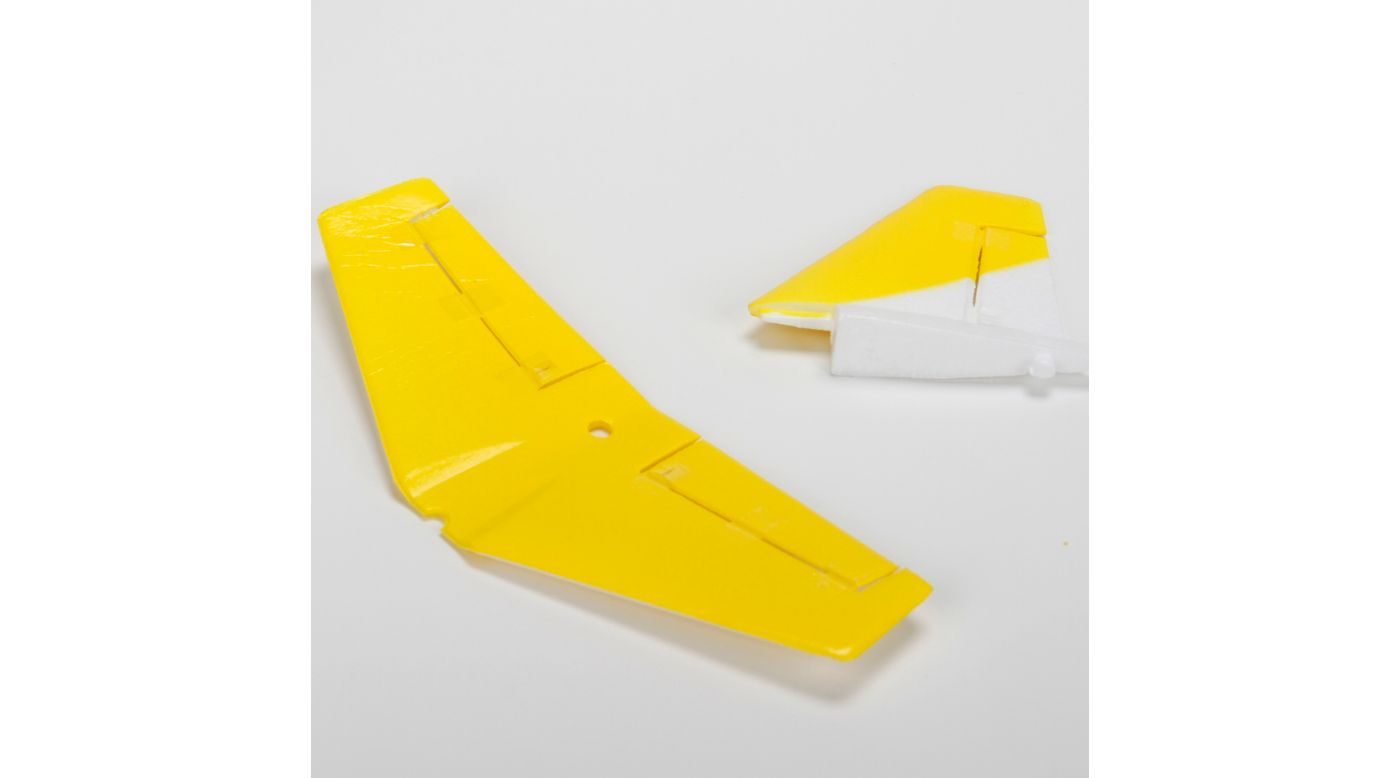 Image for Tail Set with Accessories: UMX Habu BNF Basic from HorizonHobby