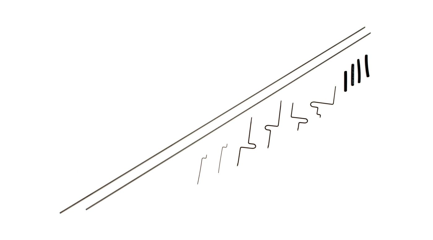 Image for Pushrod Linkage Set: UMX Gee Bee R2 from HorizonHobby