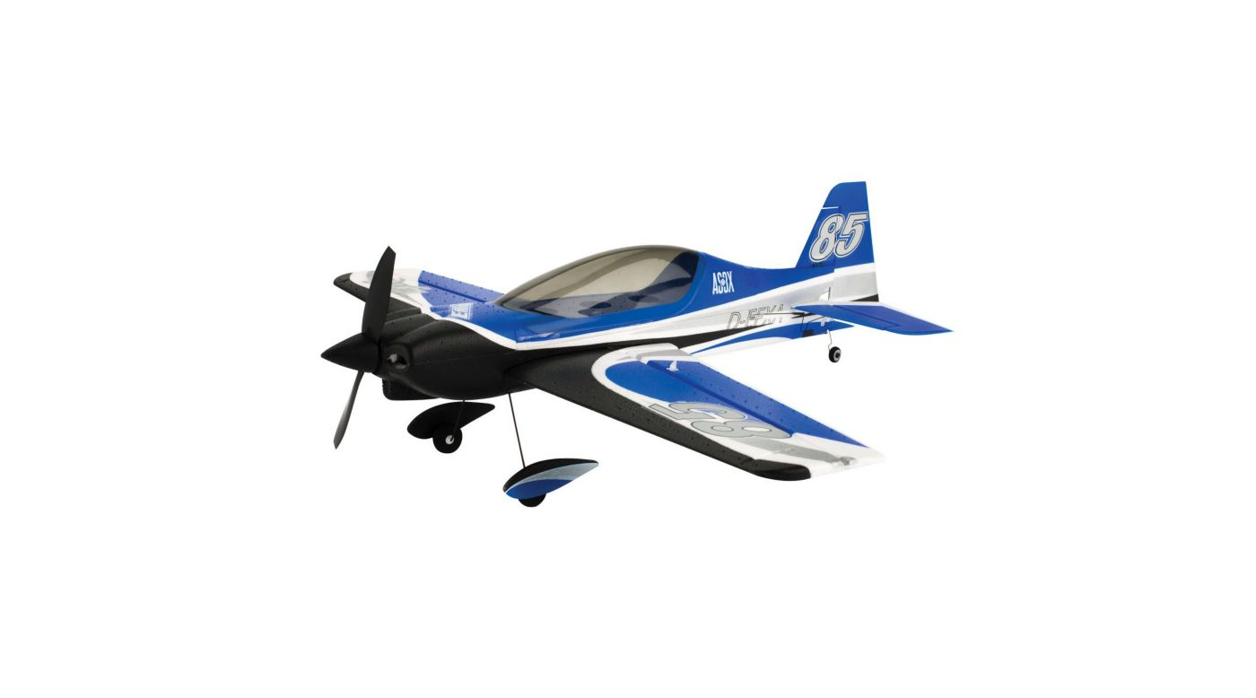 Image for UMX Sbach 342 3D BNF Basic with AS3X® Technology from HorizonHobby