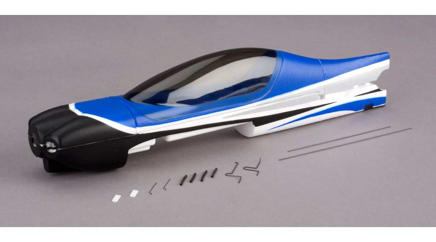 Image for Fuselage Set: UMX Sbach 3D from HorizonHobby