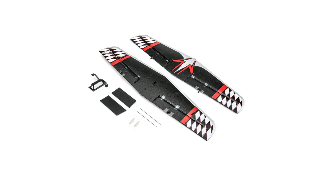 Image for Wing Set with Struts: UMX P3 from HorizonHobby