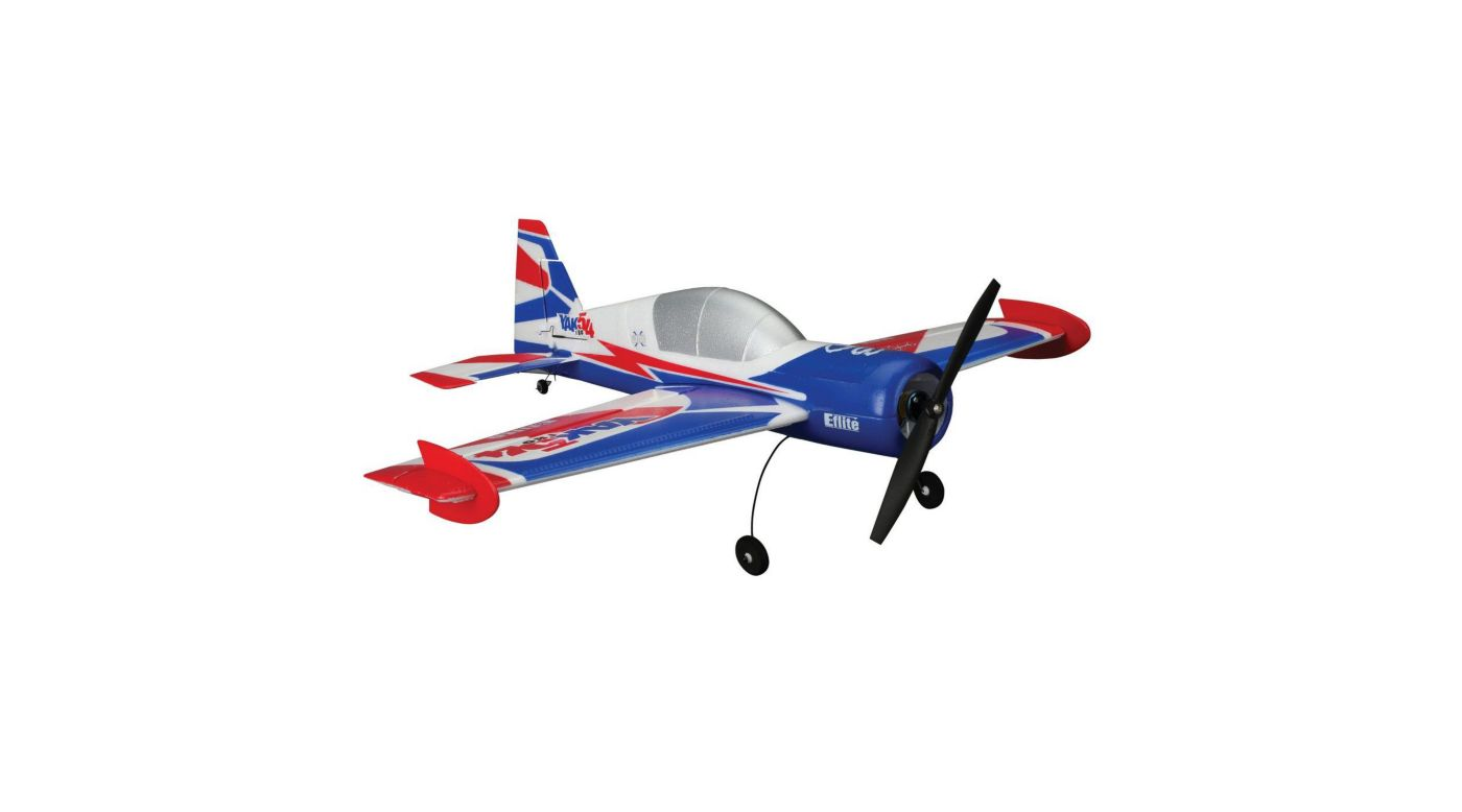 Image for UMX Yak 54 180 BNF with AS3X® Technology from HorizonHobby