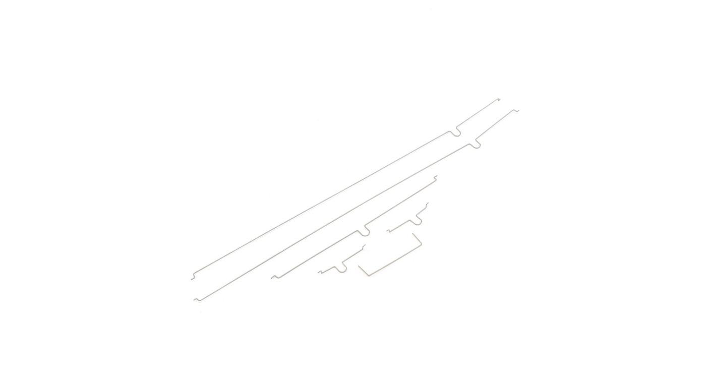 Image for Pushrod set: UMX Cessna 182 from HorizonHobby