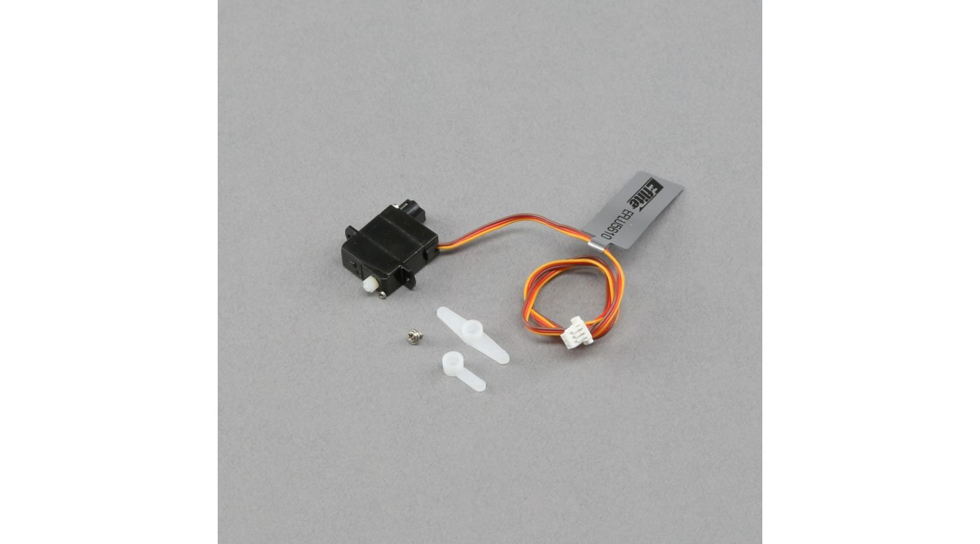 Image for Micro Servo: UMX Cessna 182 from HorizonHobby