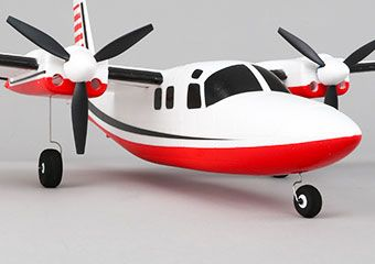 Removable Landing Gear and Steerable Nose Wheel