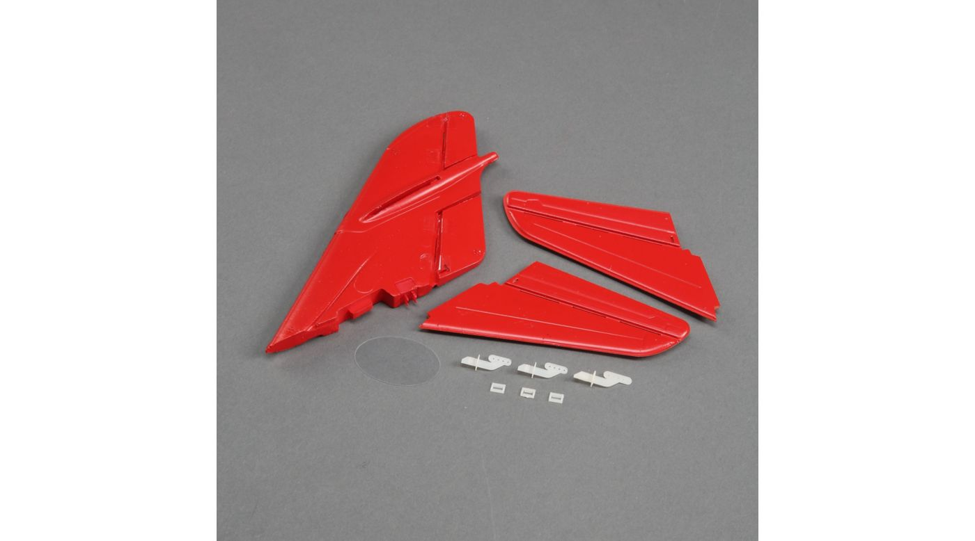 Image for Tail Set with Accessories: UMX MiG-15 from HorizonHobby