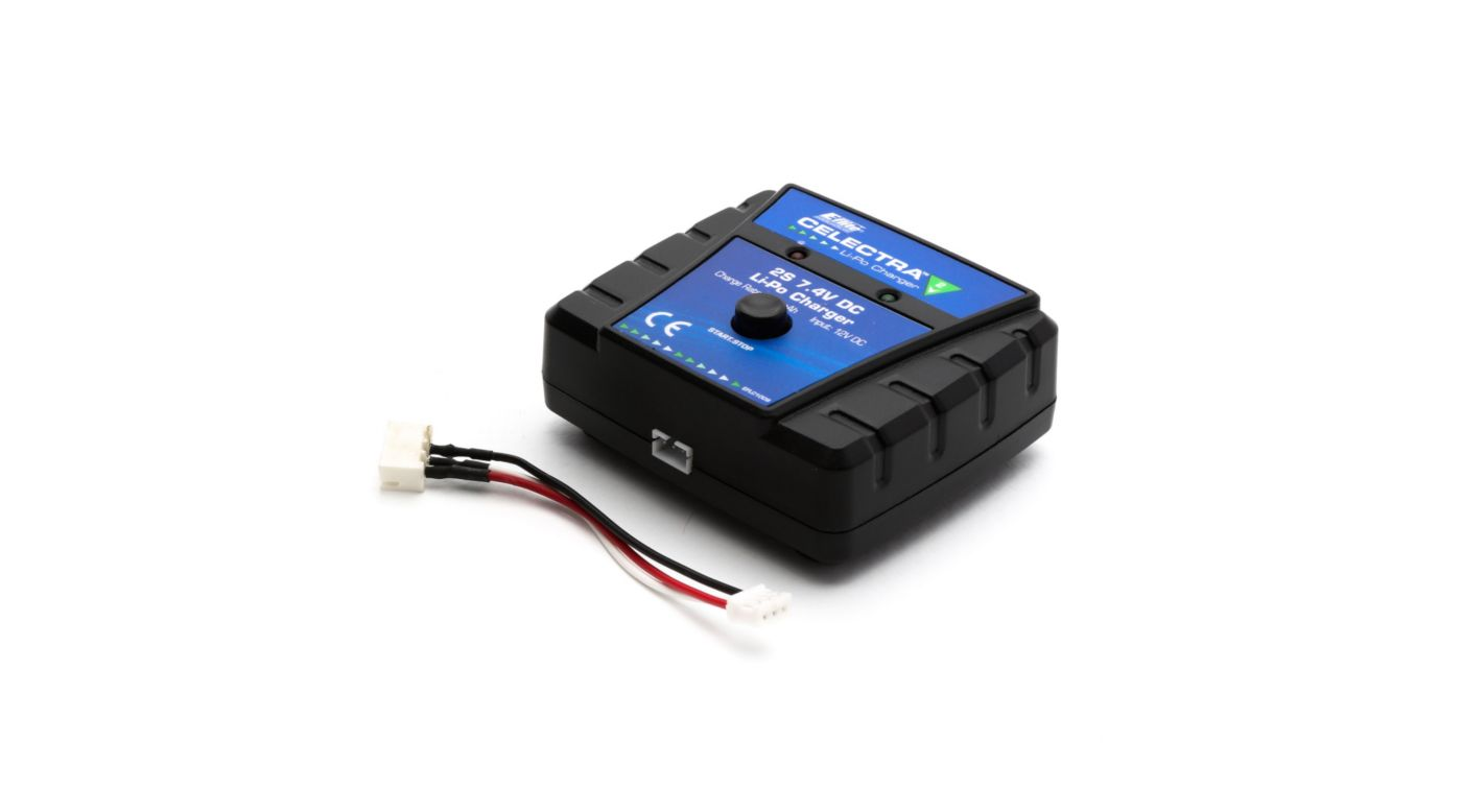 Image for Celectra 2S 7.4V DC Li-Po 700mAh Charger from Horizon Hobby