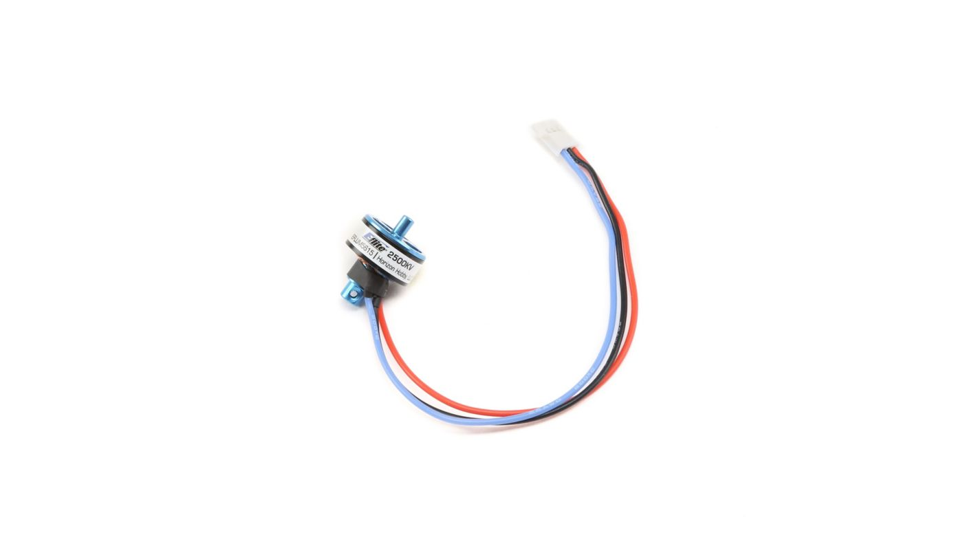Image for Motor, 2500Kv: UMX Cessna 182 from HorizonHobby